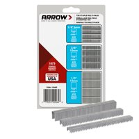 Arrow T50 Multi-Pack Staples 1875 Count