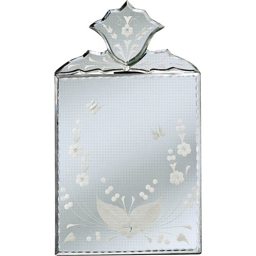 Venetian Gems Rosa Venetian Table Mirror