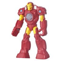 Playskool Heroes Marvel Mech Armor Iron ManIncludes 1 mech suit By Super Hero Adventures