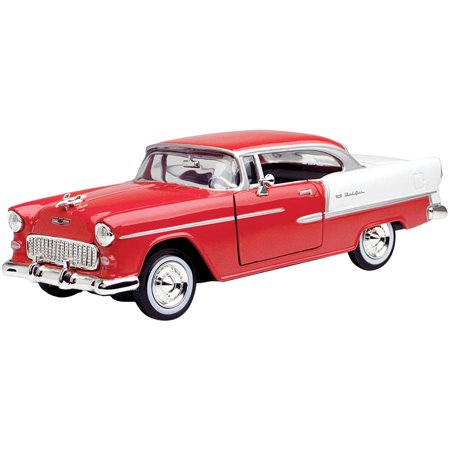 1955 Chevy Bel Air Model, 1:24 Scale