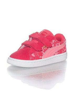 d4c07b5ead64 Product Image Puma Suede Speckle V Kids Toddler Sneaker Shoes - Salmon