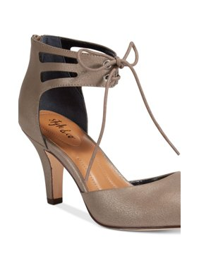 4fd3a3cbd8d5 Product Image Style   Co. Womens Vanaa Closed Toe Ankle Strap D-Orsay  Pumps. SC35