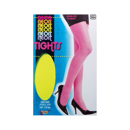 NEON TIGHTS-GREEN - Bright Green Tights