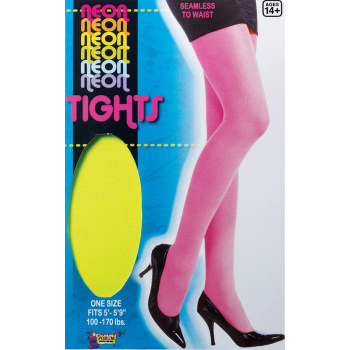NEON TIGHTS-GREEN