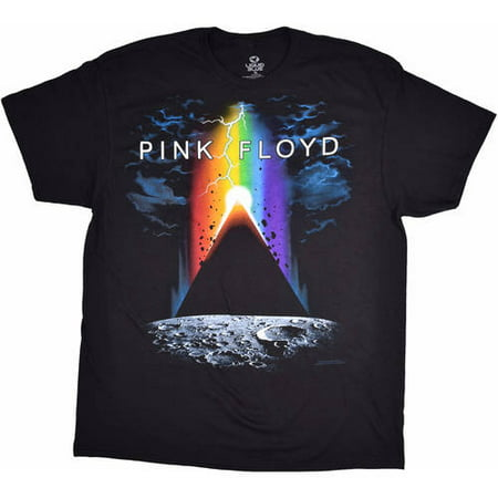 Pink Floyd Men's Dark Side of the Moon Graphic Tee - Walmart.com