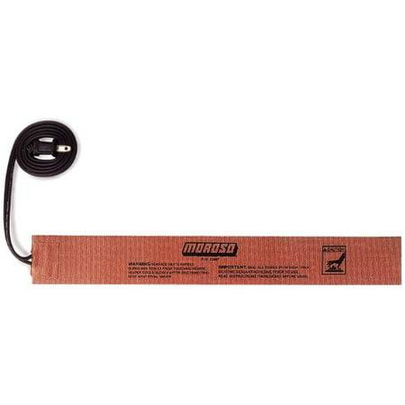 Moroso 23997 External Self-Adhesive Heating Pad, 2 x 15 Inch, 150
