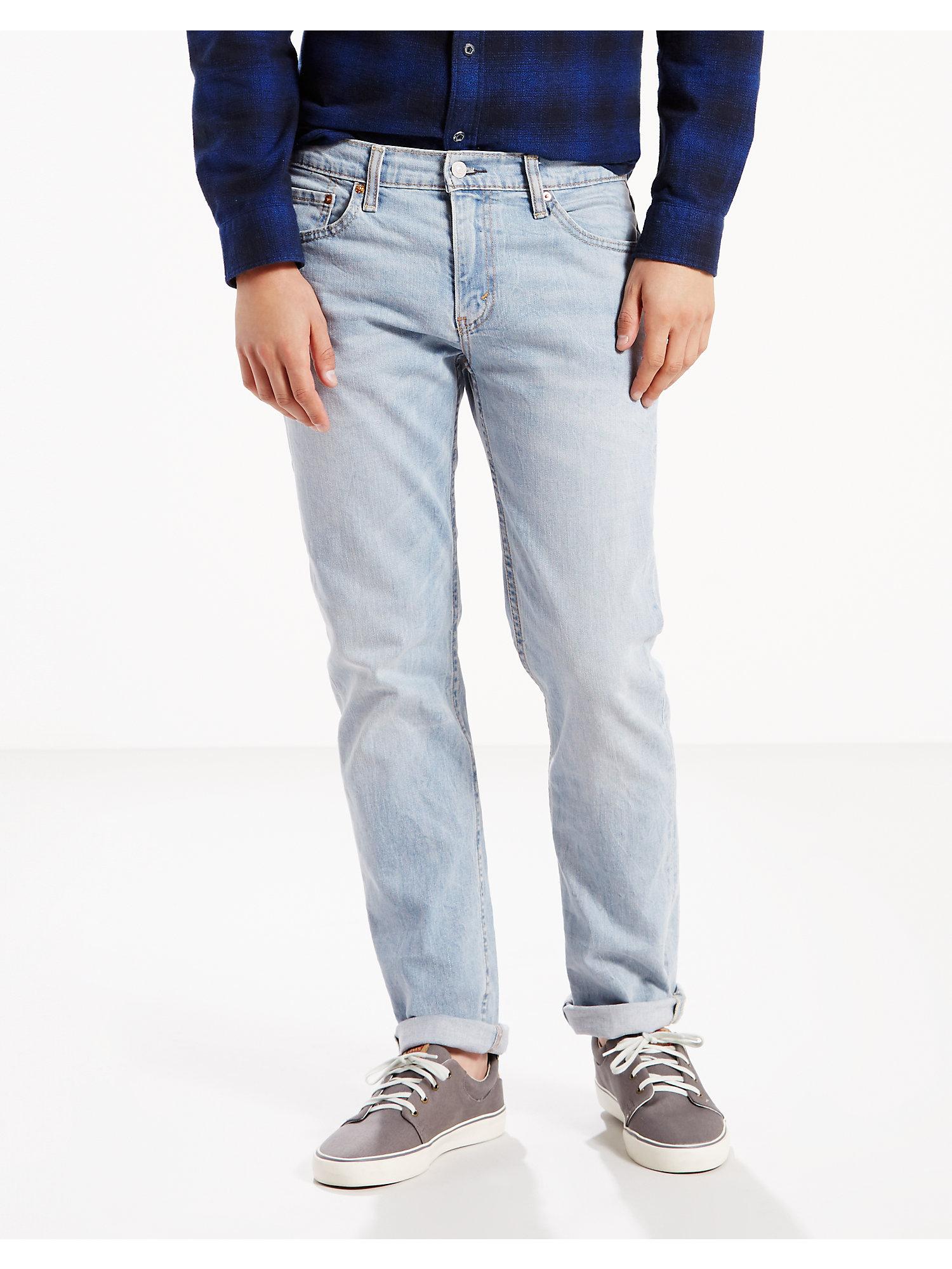 Levi/'S Men/'S 511 Slim Fit Jeans Stretch