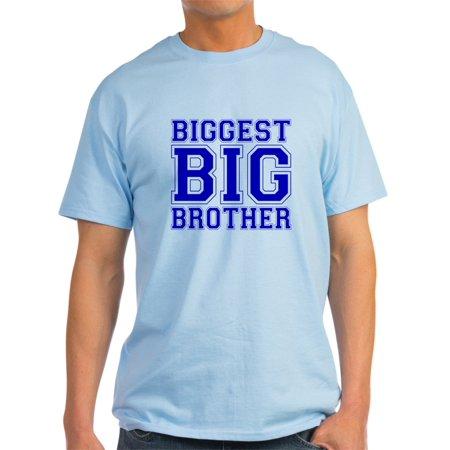 bbe3d21c CafePress - Biggest Big Brother - Light T-Shirt - CP - Walmart.com