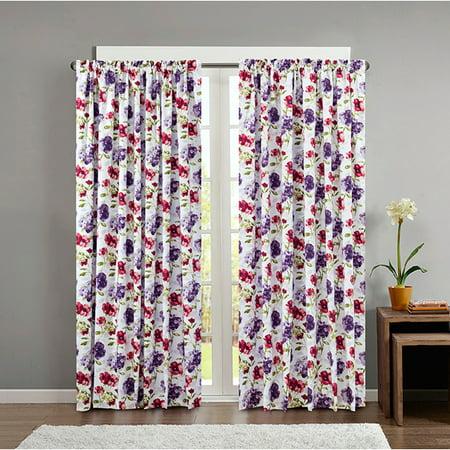 Mainstays Sienna Window Curtain Panel