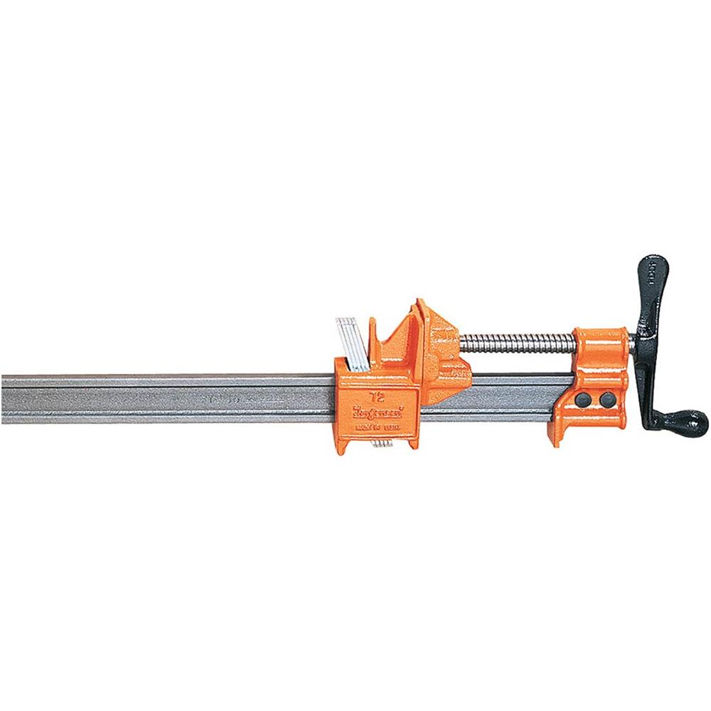 PONY TOOLS INC 7272 Adjustable Steel Bar Clamp 6 ft.