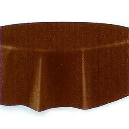 Brown Round 84