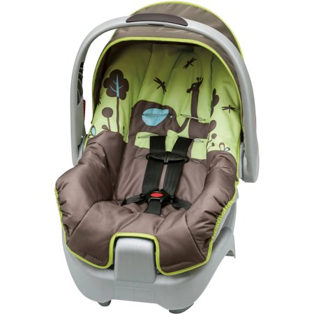 evenflo nurture infant car seat animal friends. Black Bedroom Furniture Sets. Home Design Ideas