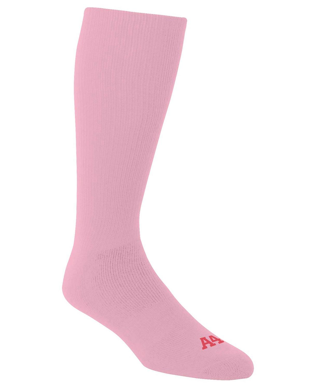A4 S8005 Multi Sport Tube Socks - Pink - Small