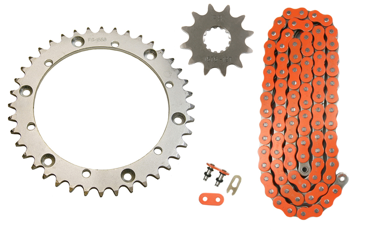 Primary Drive XTS Front Sprocket 12 Tooth for Yamaha RAPTOR 660 2001-2005