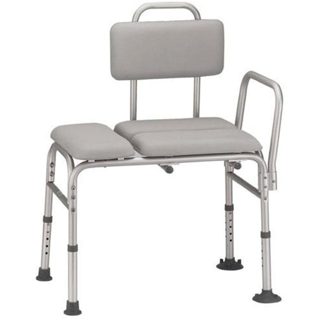 Complete Medical 1178A Transfer Bench Padded
