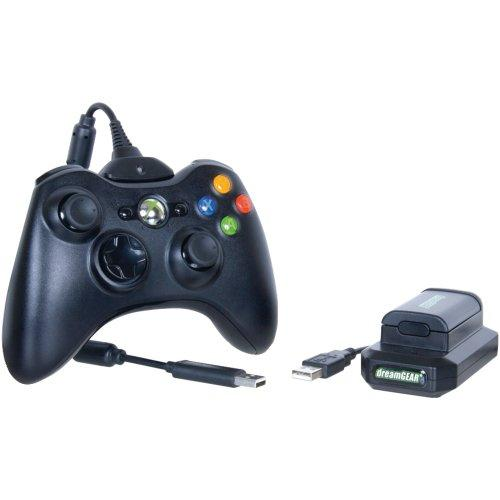 DREAMGEAR DRM1708B DREAMGEAR Xbox 360 Charging Dock Power Kit