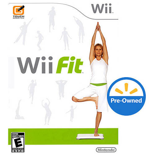 Wii Fit (Wii) - Pre-Owned - Game Only