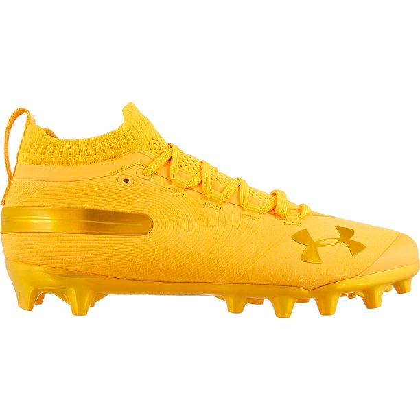 Under Armour Under Armour Men S Spotlight Suede Football Cleats Walmart Com Walmart Com