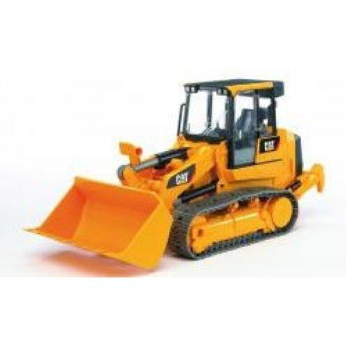 Track Loader (Caterpillar) Vehicle Toys by Bruder Trucks (02448) by Bruder Trucks
