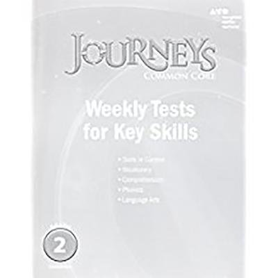 Houghton Mifflin Harcourt Journeys : Common Core Weekly Assessments Grade (Houghton Mifflin Harcourt Geometry Volume 1 Answer Key)