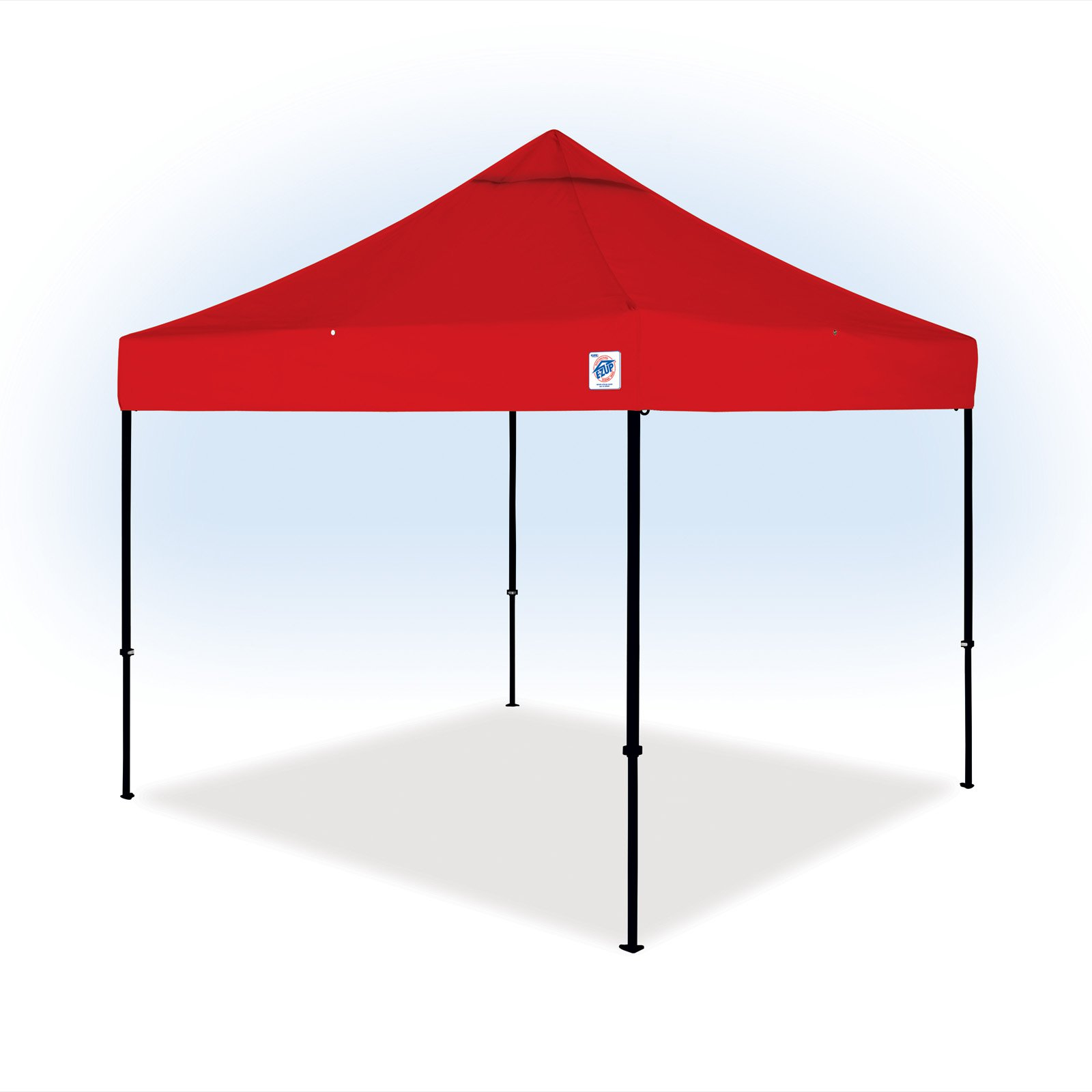 E Z Up Reg Eclipse Ii 10x10 Ft Pop Up Canopy With Wind Vent Top