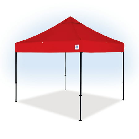 E Z UPreg Eclipse II 10x10 Ft Pop Up Canopy With Wind Vent Top