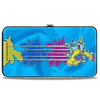 Hinge Wallet - Digimon - Toys New Licensed hw-dgn - image 1 de 1