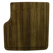 ALFI brand AB45WCB Rectangular Wood Cutting Board for AB3520DI