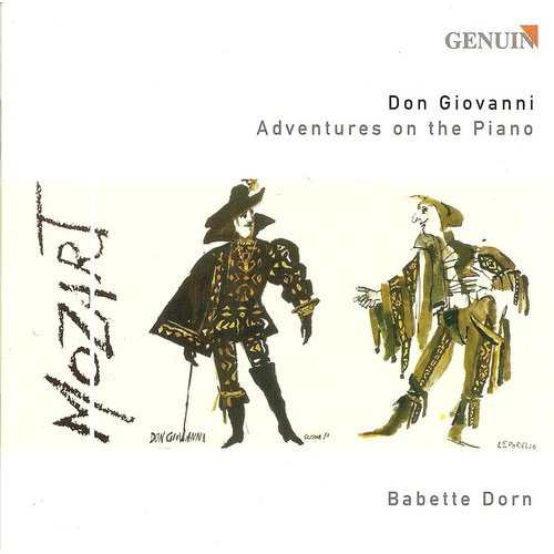 Don Giovanni: Adventures On The Piano