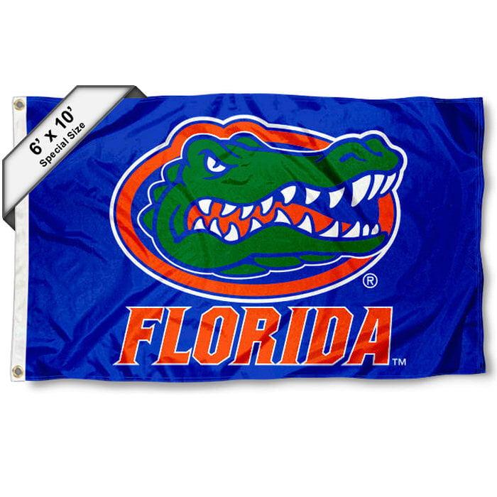 Florida UF Gators Large 6' x 10' Flag