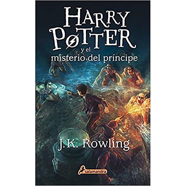 Harry Potter Y El Misterio Del Principe Harry 06 Paperback Walmart Com Walmart Com