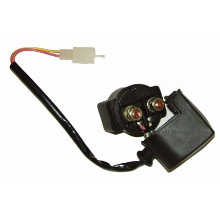 Chinese Dirt Pit Bike Engine Motor Solenoid Relay 50cc 70cc 90cc 110cc 125cc 138cc 140cc 150cc ()
