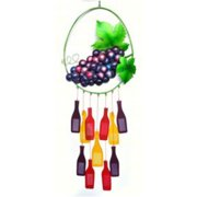 Vine With Bottles Chime