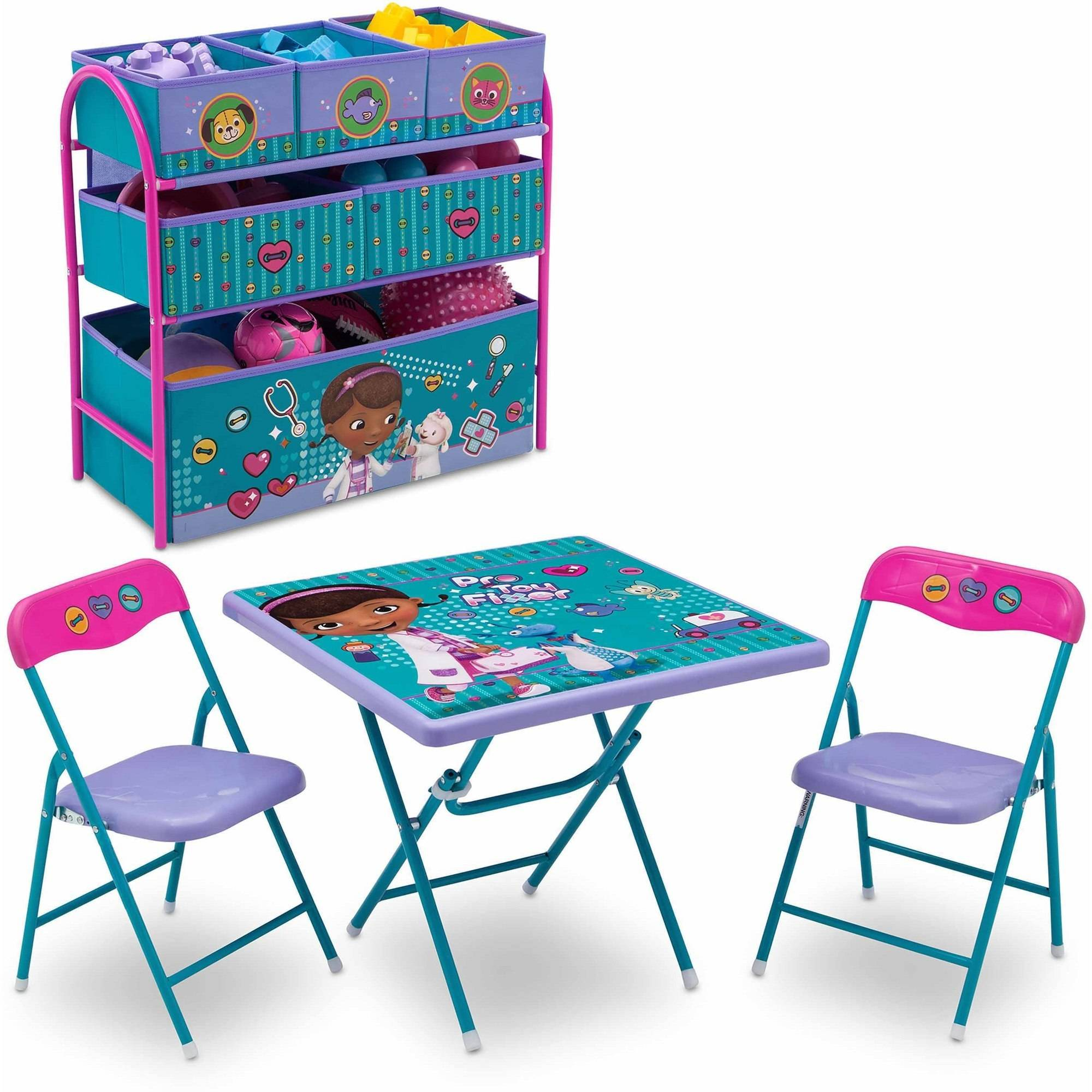 Disney Jr. Doc McStuffins Playroom Solution