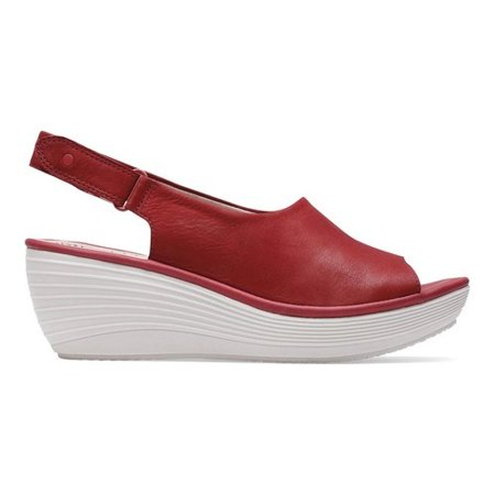Women's Clarks Reedly Shaina Wedge Sandal