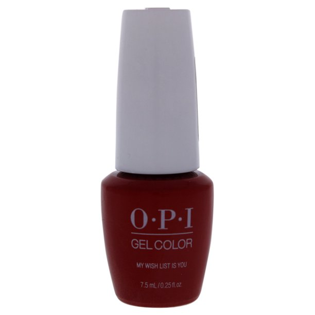 Color list opi OPI Collections