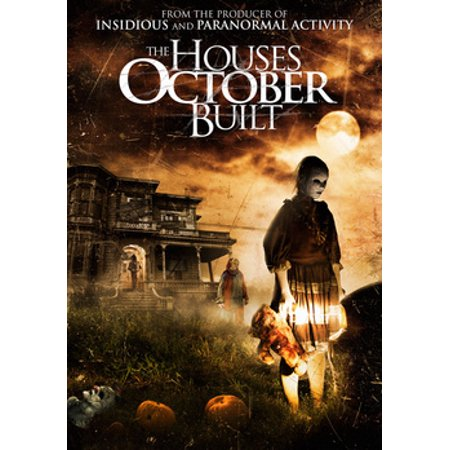 October 30 Halloween Eve (The Houses October Built)