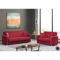 Red Sofas & Couches - Walmart.com