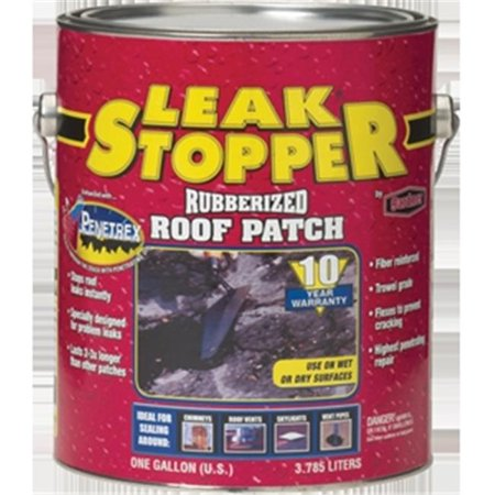 Roof Roofing (Black Leak Stopper Rubberized Roof Patch )