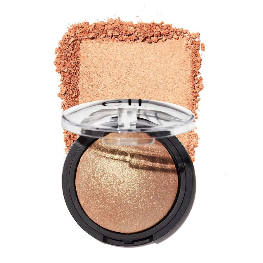 (3 Pack) e.l.f. Baked Highlighter - Apricot Glow
