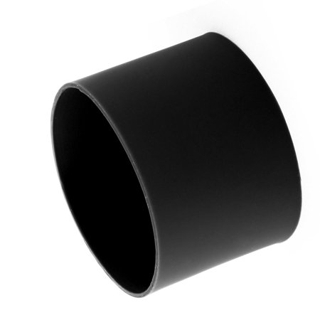- Heat Resistant Soft Reusable Silicone Cup Sleeve Bottle Mug Protector Cover Black