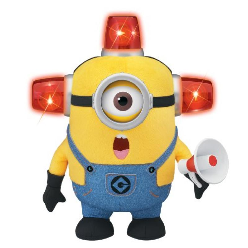 Thinkway Despicable Me BEE-DO Fireman Minion