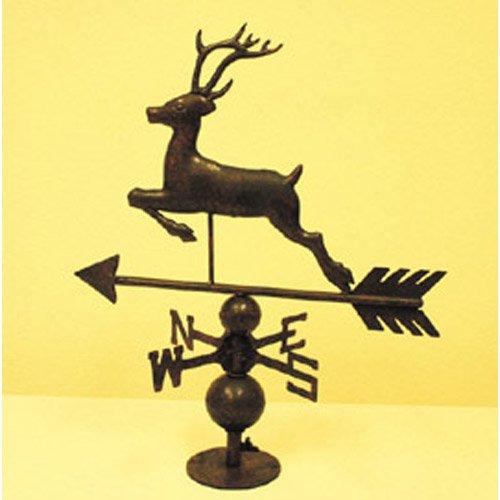 Creative Creations Weathervane Deer Weather Instrument