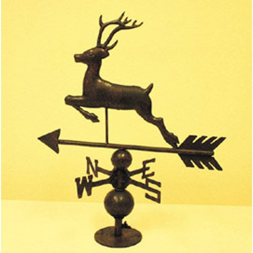 Creative Creations Weathervane Deer Weather Instrument