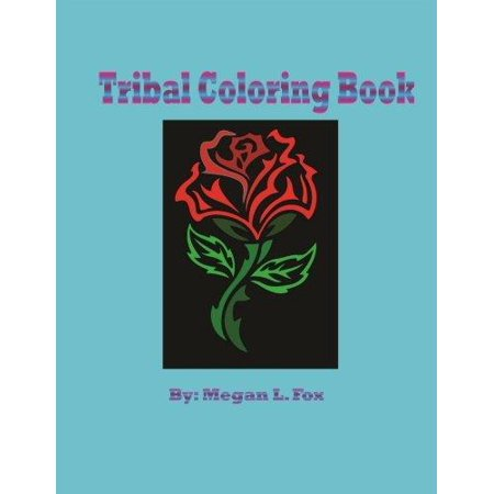 Tribal Coloring Book
