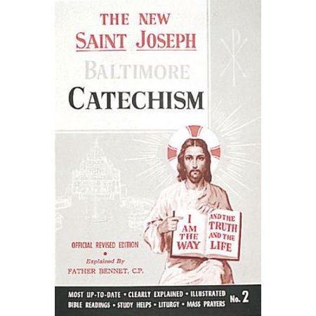 Saint Joseph Baltimore Catechism (No. 2)](Halloween Catholic)