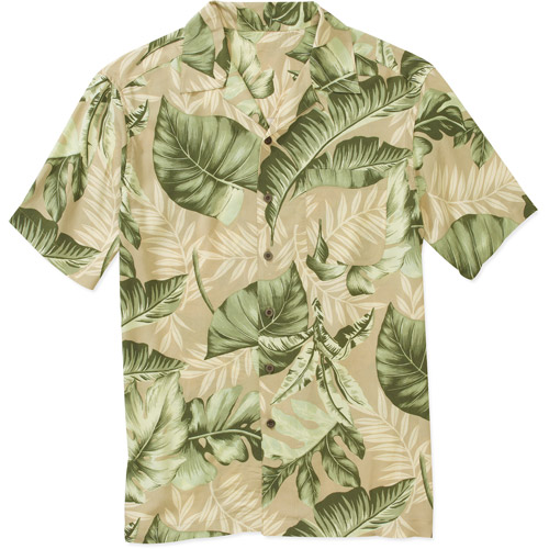Panama Jack Big Men's Short Sleeve Shirt