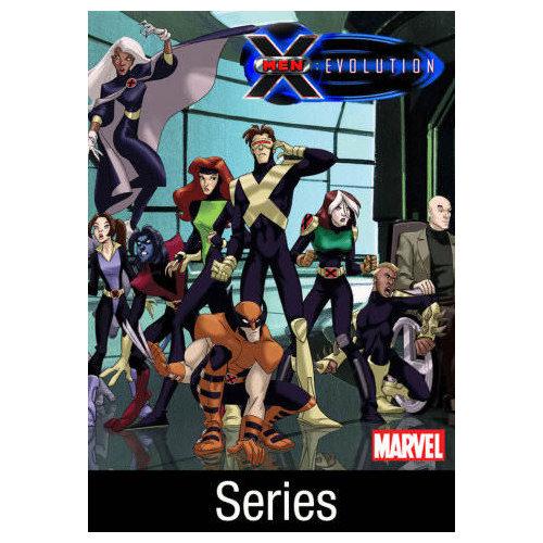 X-Men Evolution [TV Series] (2000)