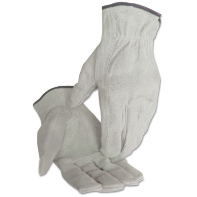 ANCHOR 980M LEATHER DRIVERS GLOVE PEARL GRAY