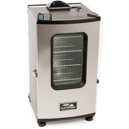 Masterbuilt 30 Quot Electric Smoker With Window Walmart Com
